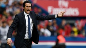 Unai Emery PSG Bordeaux Ligue 1 30092017