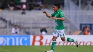 Ángel Mena Pumas León Clausura 2019
