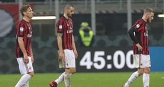 Leonardo Bonucci Milan Atalanta Serie A