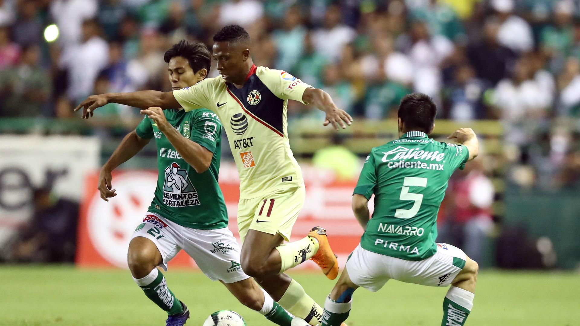 León América Andrés Ibarguen