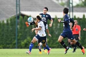 ทีมชาติไทย - ระยอง เอฟซี