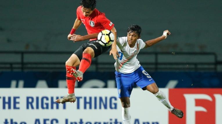 AFC U-16 India U-16
