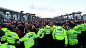 Arsenal Koln delay