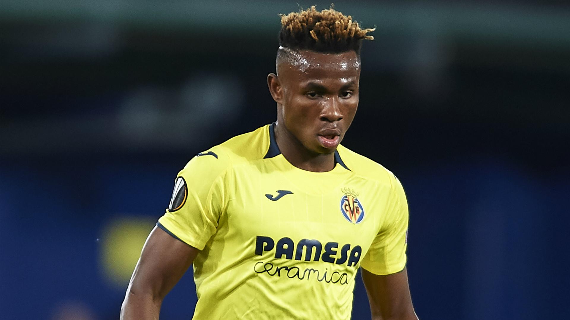 Chukwueze: Villarreal confirm Nigerian forward's return