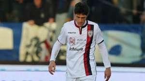 Federico Melchiorri Cagliari Serie A 17122016