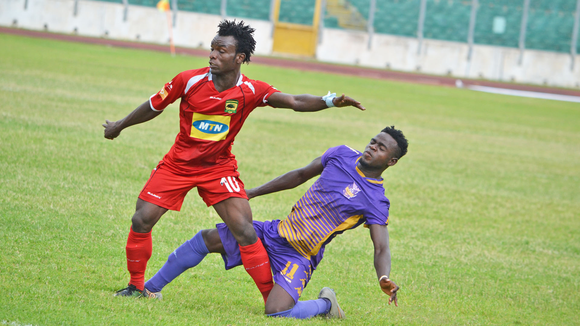 Kotoko v Tema Youth