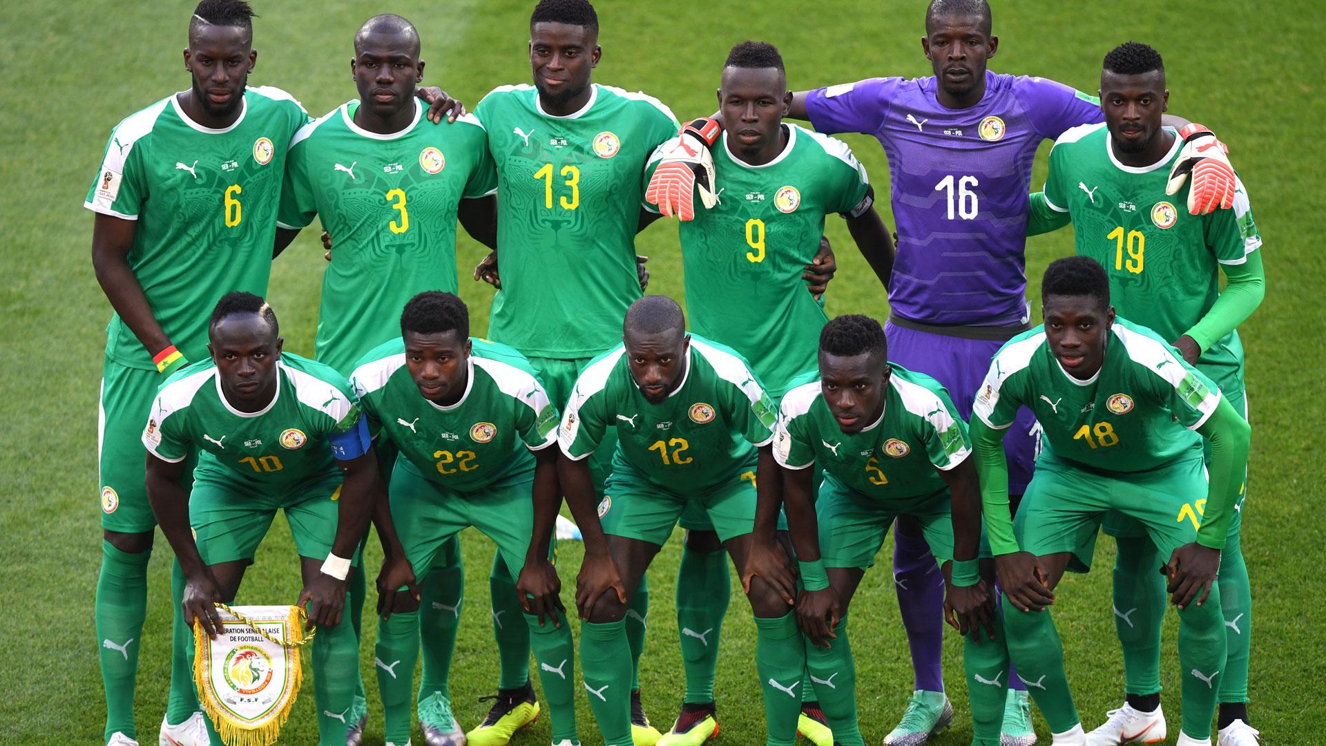 Senegal Bei Der Wm  Kader Spielplan Ergebnisse Highlights Goal Com
