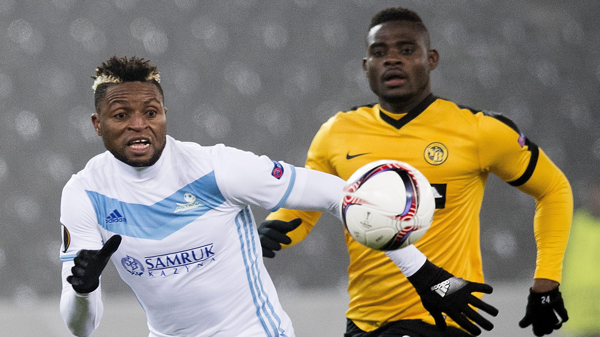 Champions League: Kasim Adams scores comical own goal in Young Boys defeat