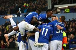 Yerry Mina Everton - Cardiff 24112018