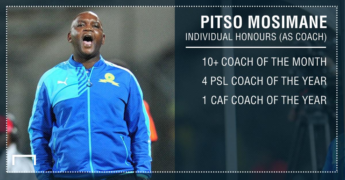 Mosimane individual honours PS