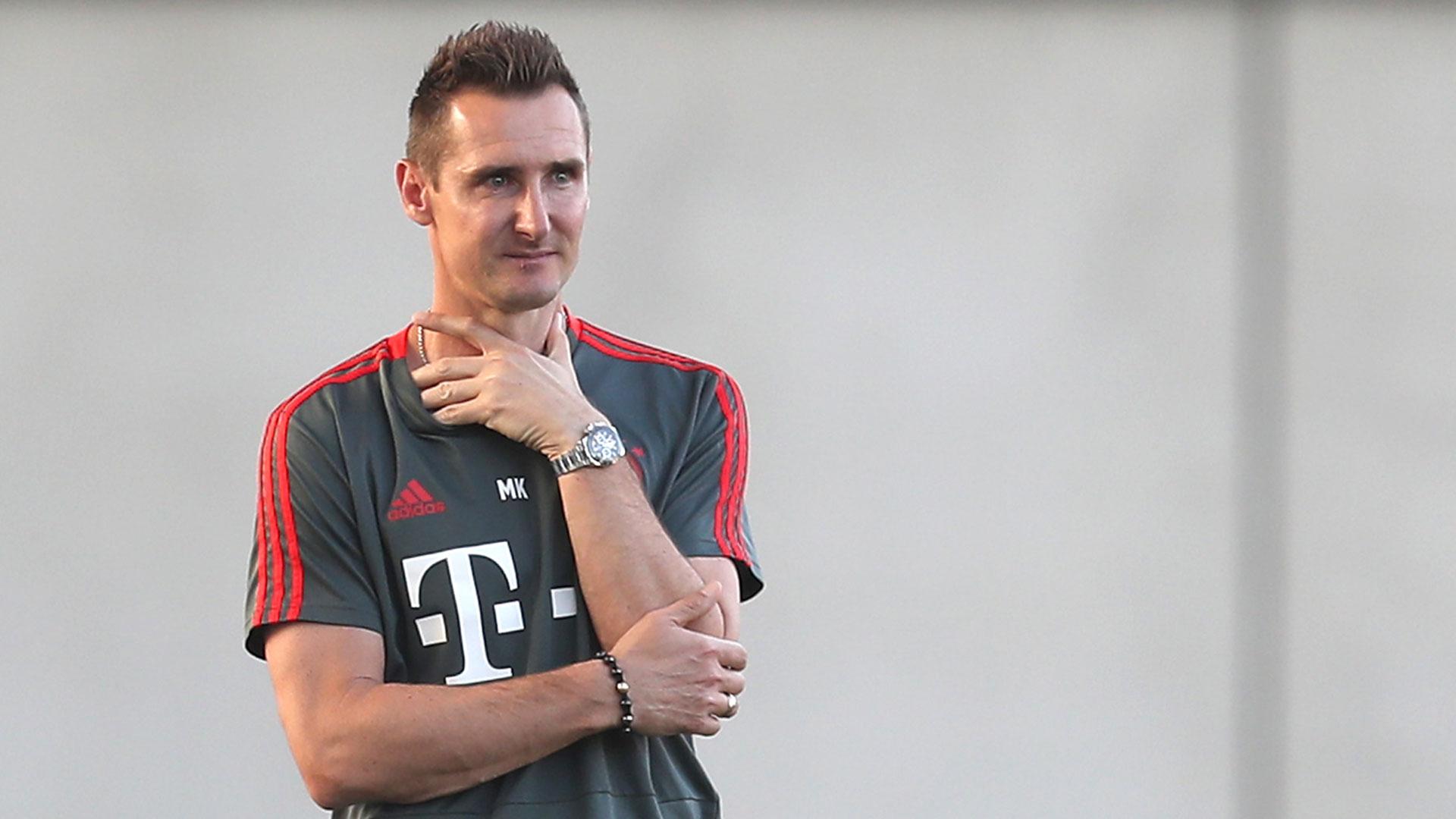 Miroslav Klose Bayern U17