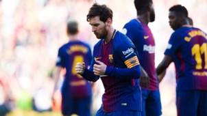 Messi Barcelona Athletic LaLiga