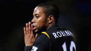 Robinho Manchester City