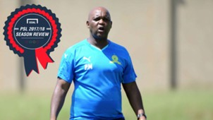 Pitso Mosimane of Mamelodi Sundowns - end of season review