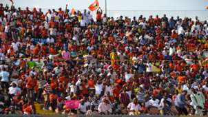 Kotoko fans at Baba Yara Stadium