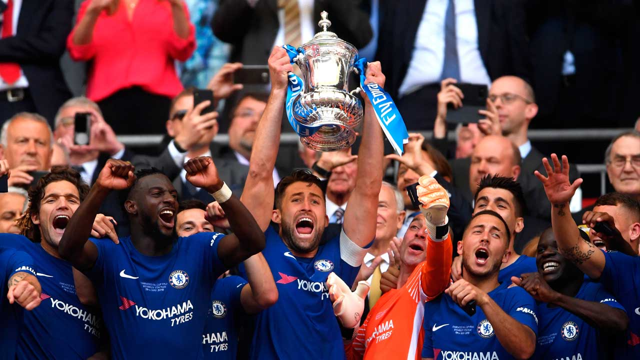 Big changes imminent at Chelsea after FA Cup glory