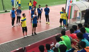 Khairul Fahmi, Kelantan, Puma football clinic