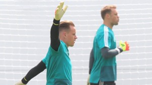 Ter Stegen Neuer Germany