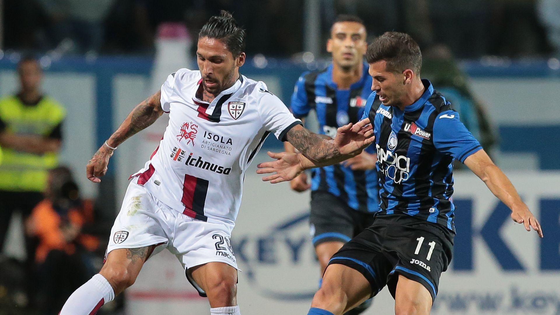 Lucas Castro Remo Freuler Atalanta Cagliari Serie A