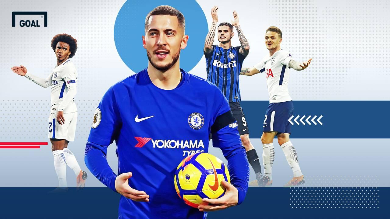 LIVE: Bursa Transfer & Gosip Pemain   Goal.com