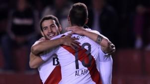 lucas Alario Camilo Mayada River Plate Melgar Copa Libertadores 18052017