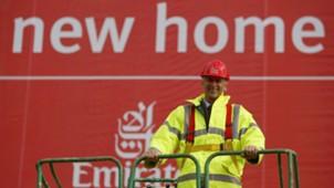 Arsene Wenger Arsenal Emirates