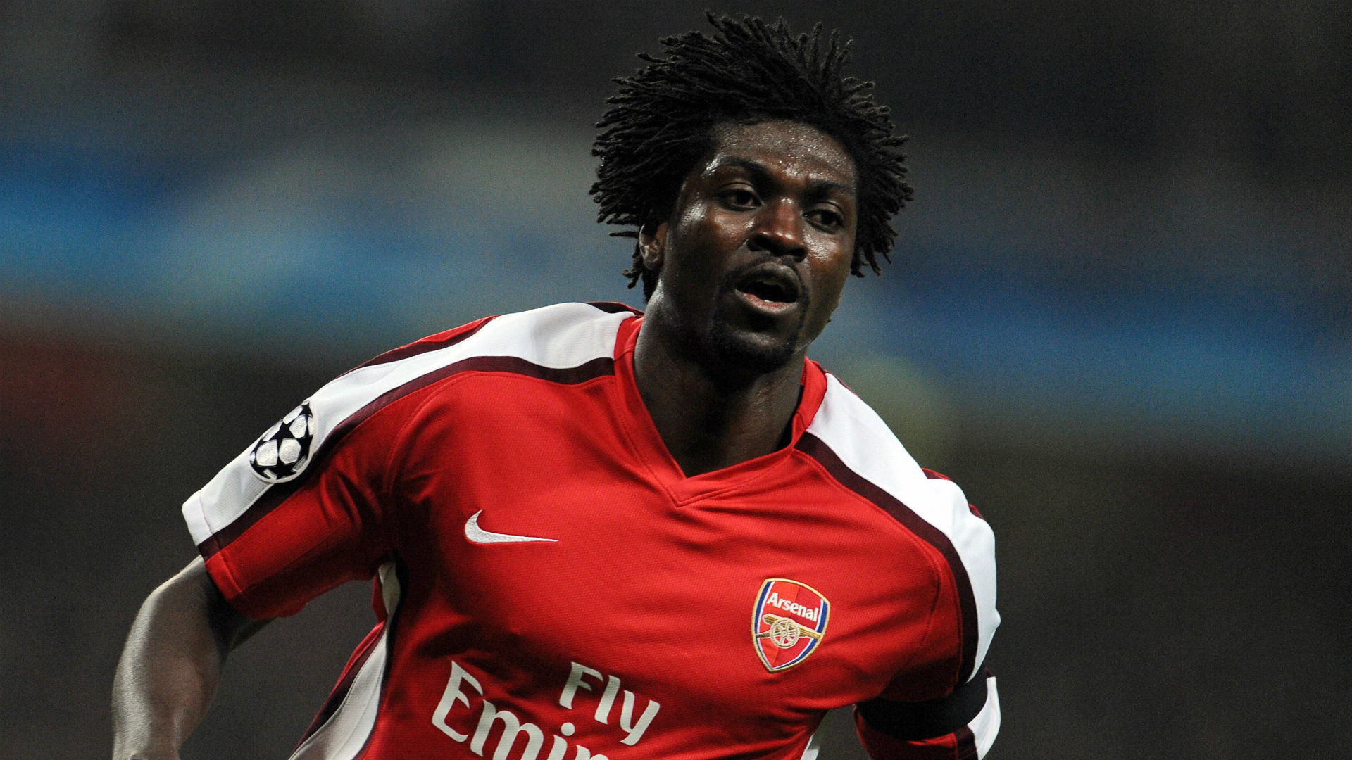 Emmanuel Adebayor Arsenal