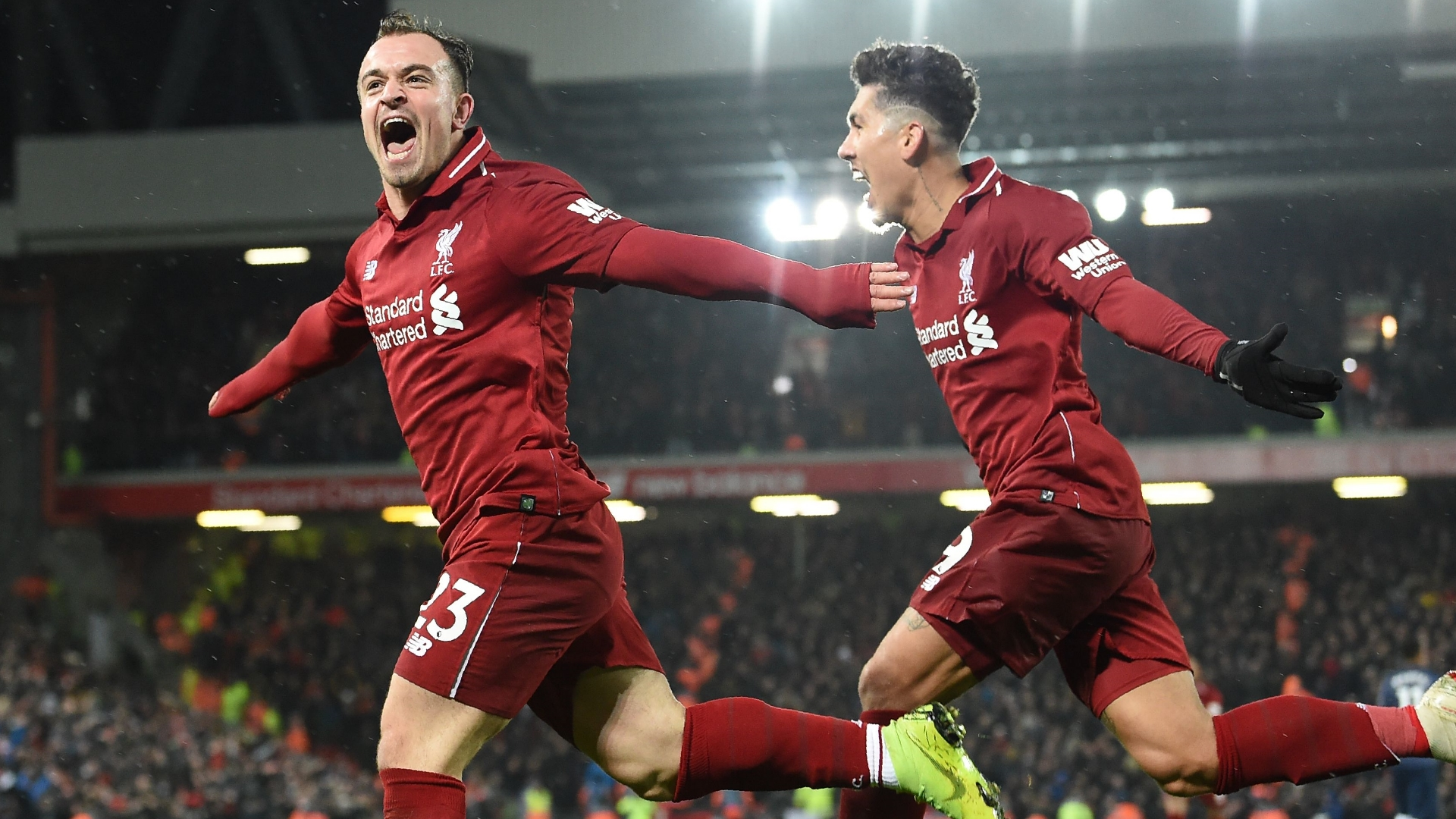 Why Is Xherdan Shaqiri Not Playing More For Liverpool? The