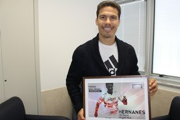 Hernanes - São Paulo - Prêmio Goal - 6/12/2017