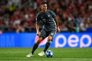 James Rodriguez Bayern