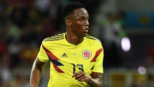 Yerry Mina Colombia