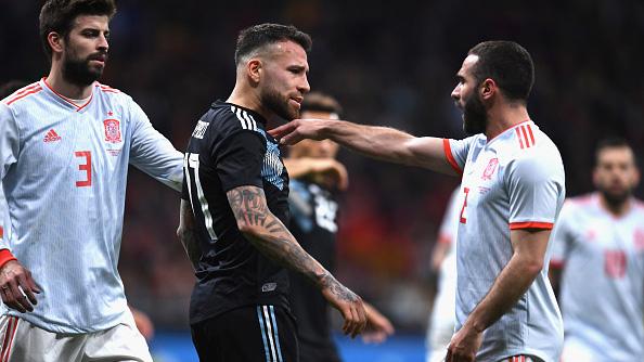 Humillación de España a Argentina 6-1
