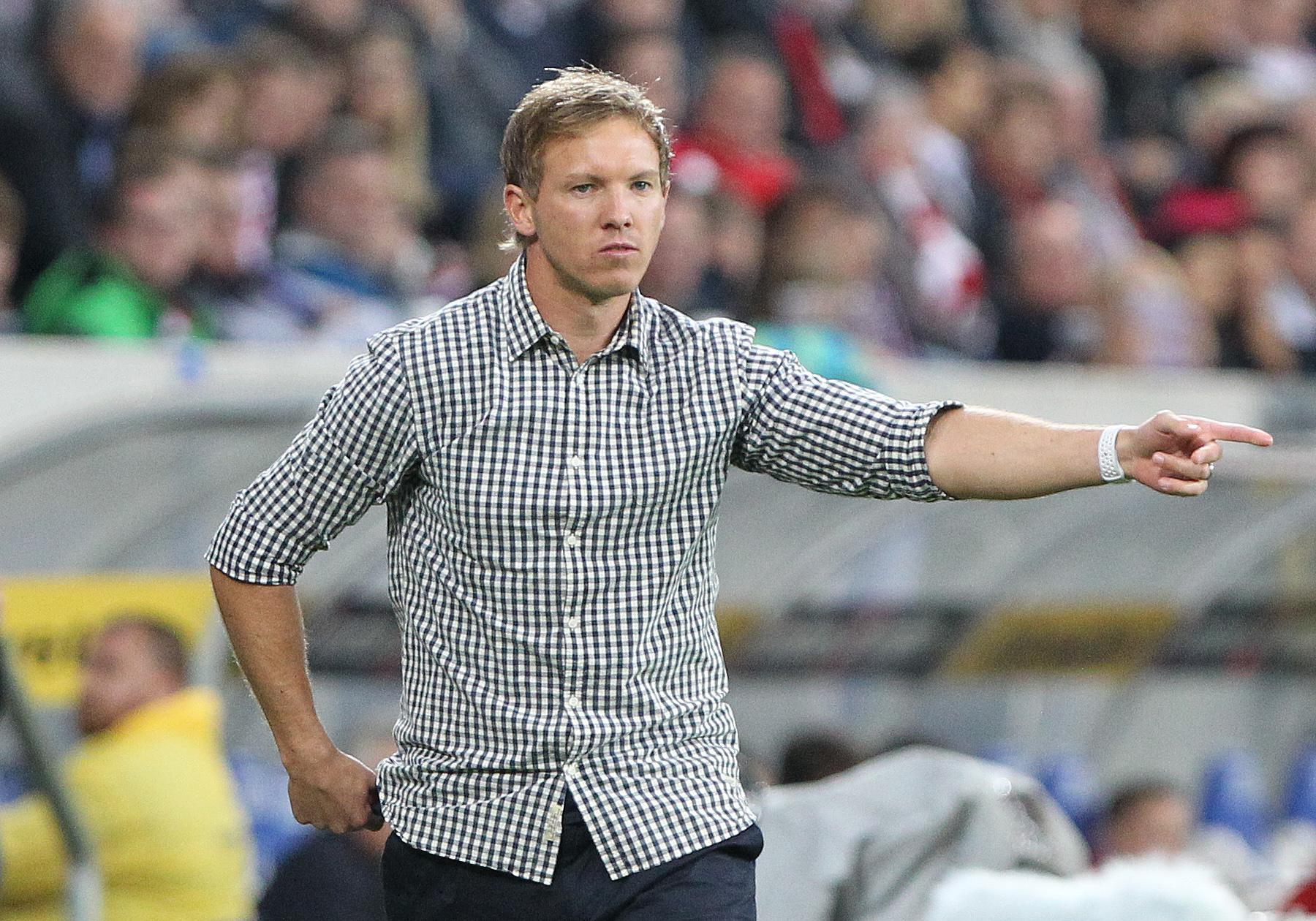 *NO GAL* Julian Nagelsmann 1899 Hoffenheim FC Bayern