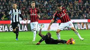 Patrick Cutrone Udinese Milan