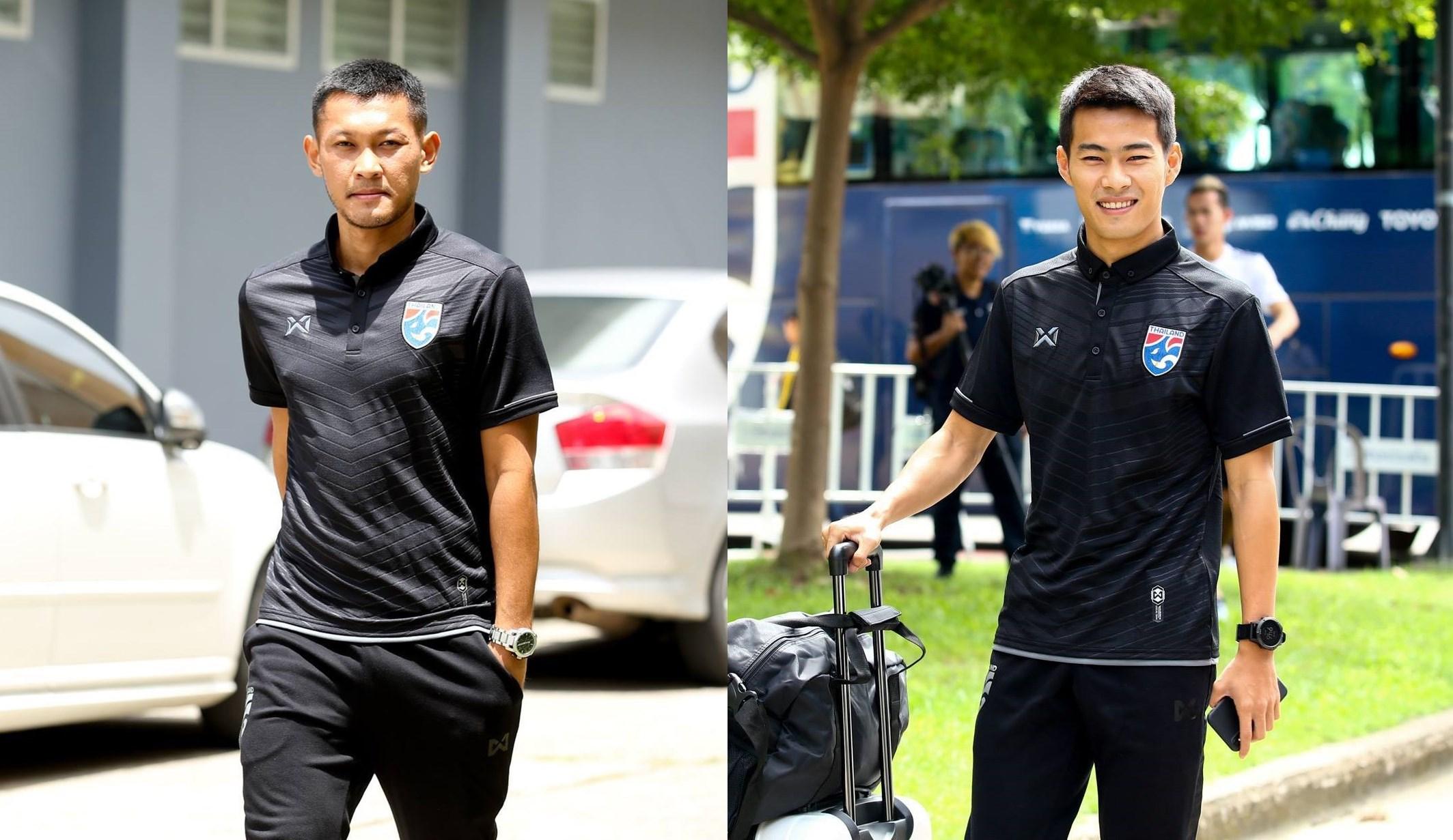 """Image result for """"สารัช-ชนานันท์"""" รับเหมือนเป็นน้องใหม่ในทีมชาติไทย"""
