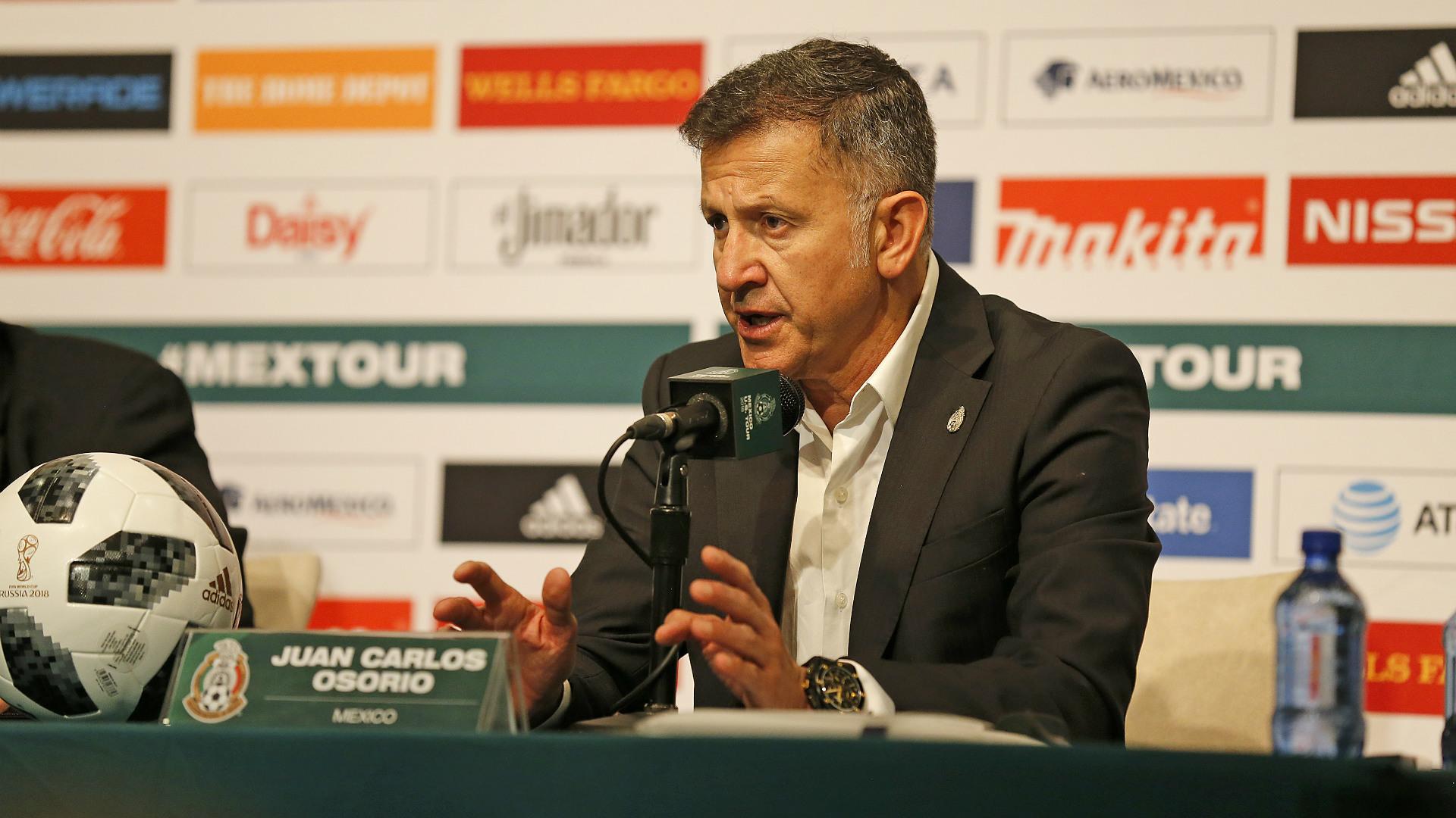 México no tiene superatletas por razones culturales: Juan Carlos Osorio
