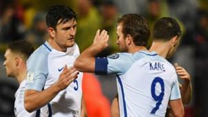 Harry Maguire Harry Kane England Lithuania