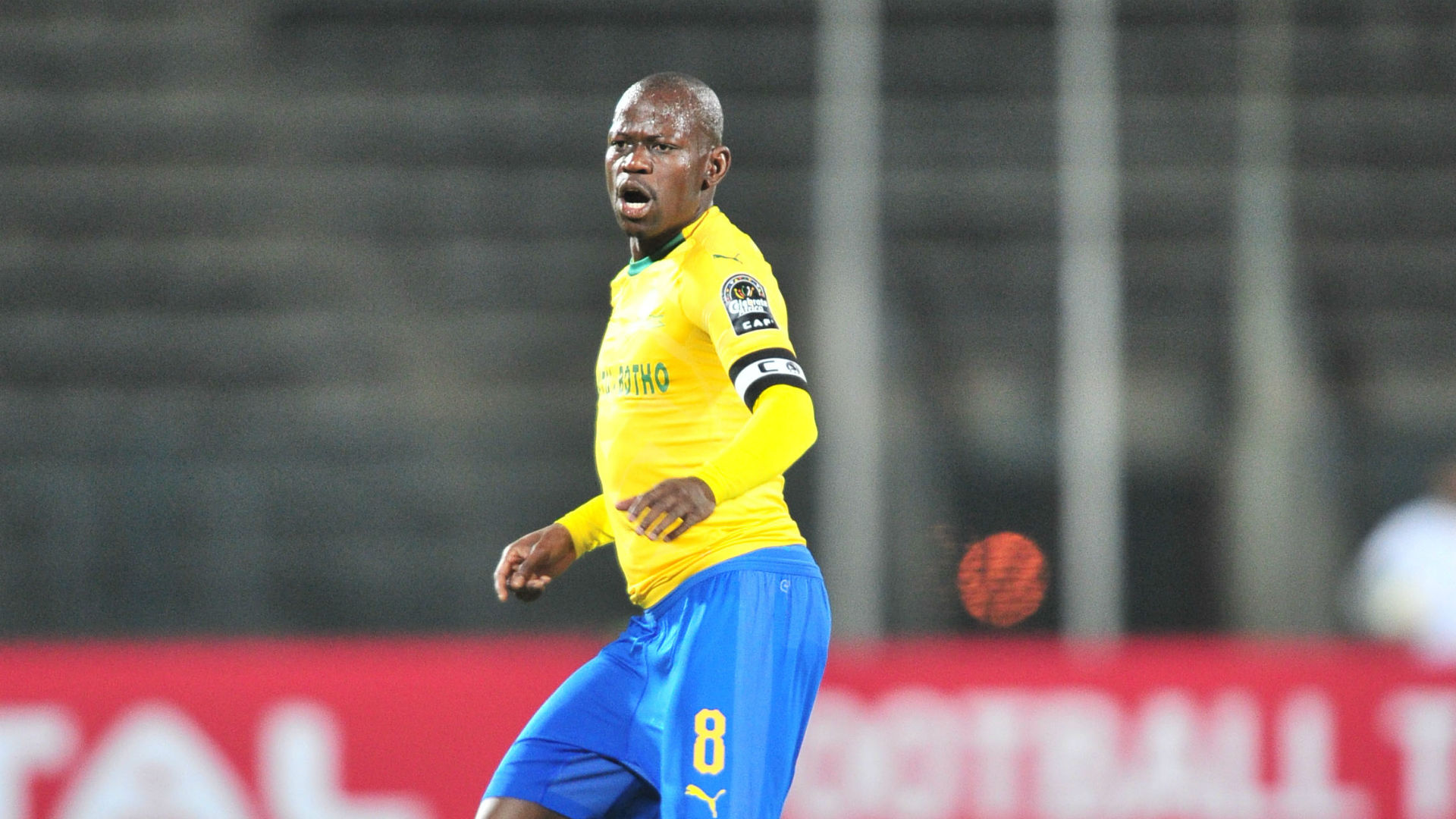 Hlompho Kekana, Mamelodi Sundowns, July 2018