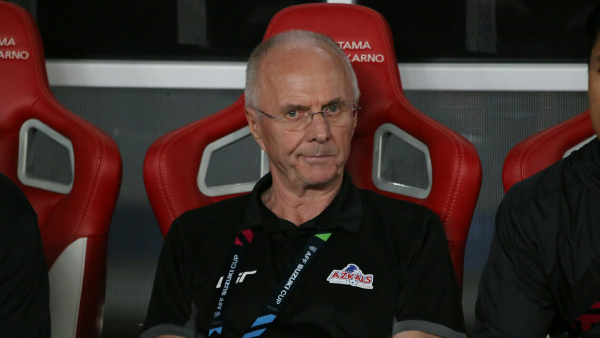 Sven Goran Eriksson - Filipina