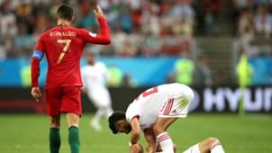 Irán v Portugal