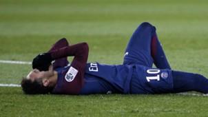 Neymar injured, PSG