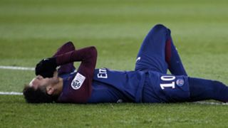 Neymar injured, PSG