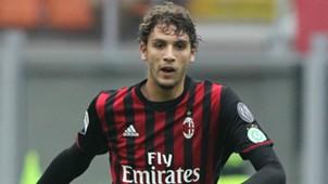 Manuel Locatelli Milan Serie A 2016-17
