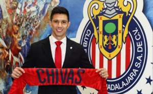Jesús Molina Chivas