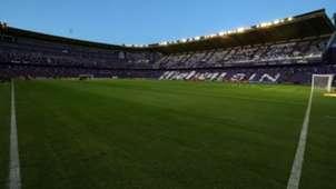 Estadio Jose Zorrilla Real Valladolid 08252018
