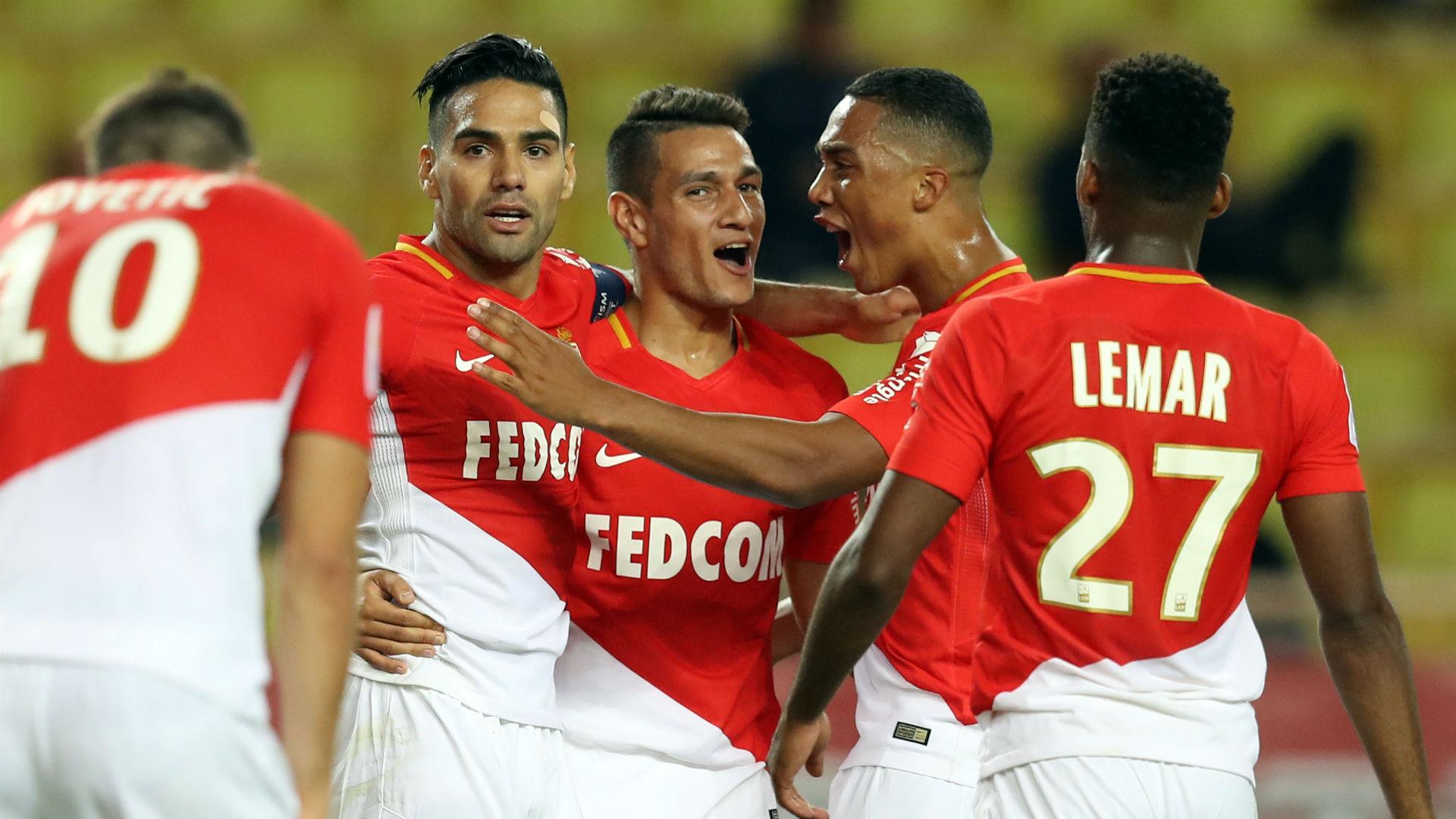 Monaco Radamel Falcao