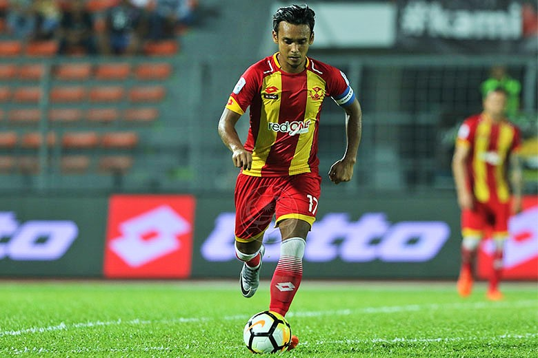 Amri Yahyah, Selangor, 2018