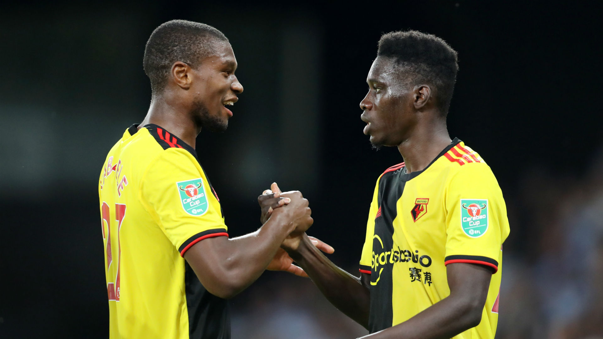 League Cup: Ismaila Sarr and Isaac Success lead Watford past Coventry City