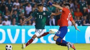 México Chile Tecatito Corona 161018