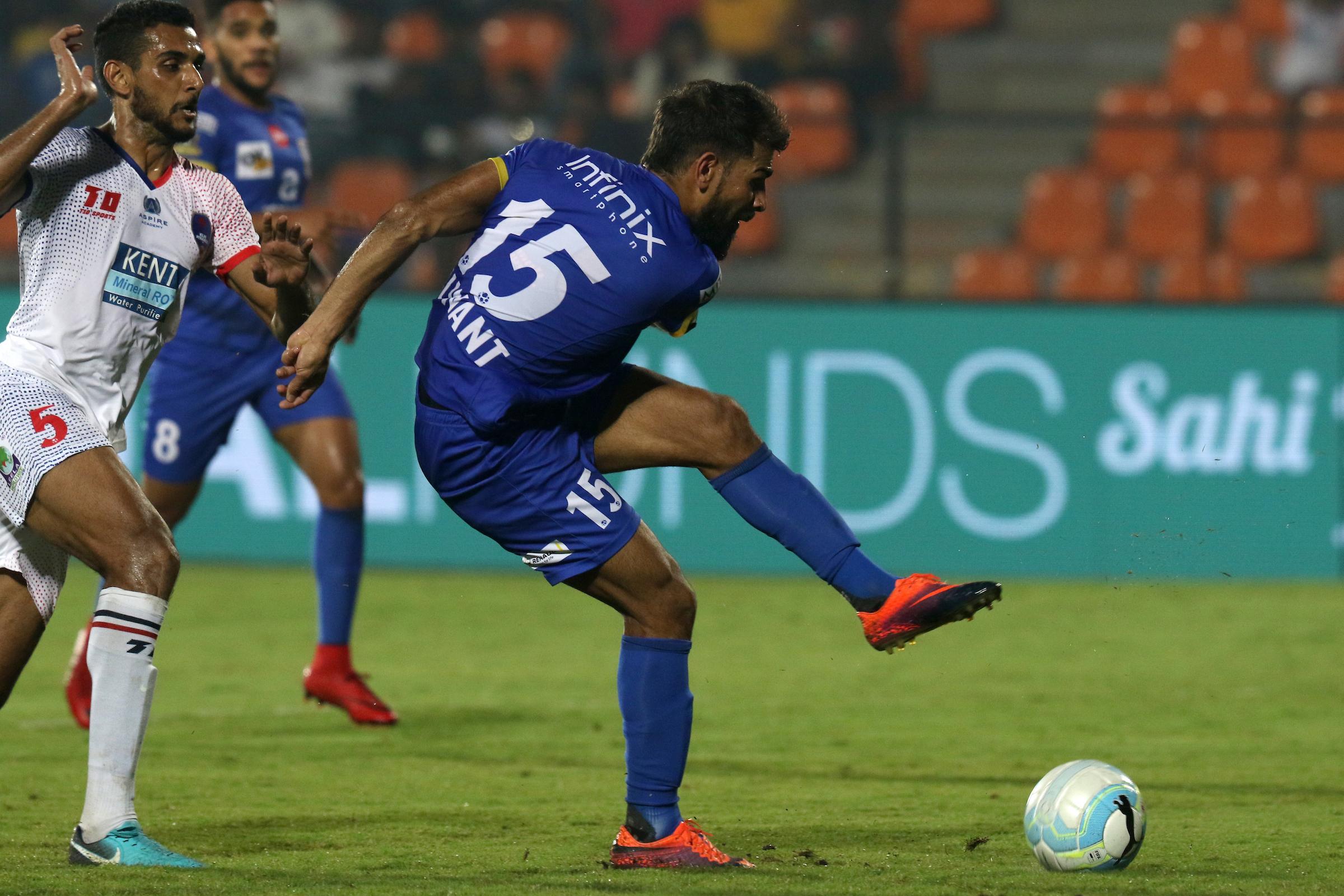 Balwant Singh  Mumbai CIty FC
